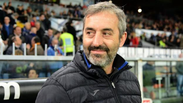 AC Milan: Marco Giampaolo appointed new head coach