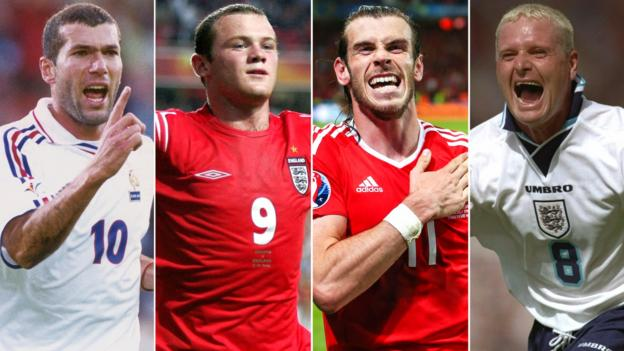 BBC Sport Euros Rewind: How and when to watch classic matches this summer