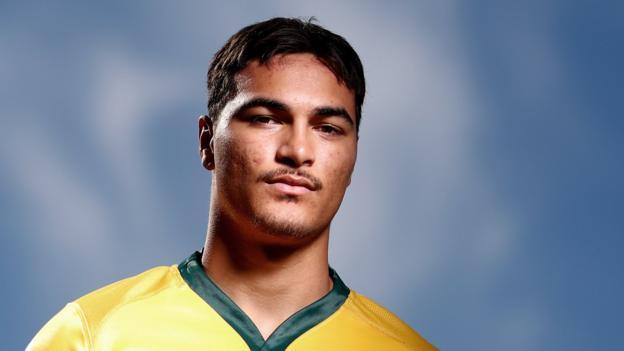 Rugby World Cup: England v Australia - Jordan Petaia to start thumbnail