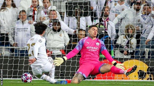 Isco puts Real Madrid ahead