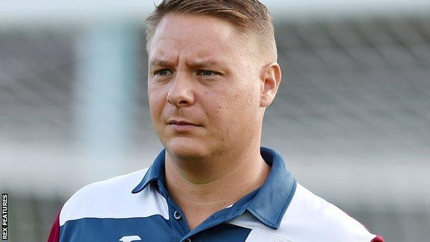 After taking over on 3 September, Leigh Robinson had guided Truro out of the National League South relegation zone after a winless start to 2018-19