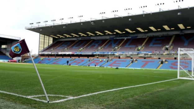 Burnley to continue paying all staff during shutdown