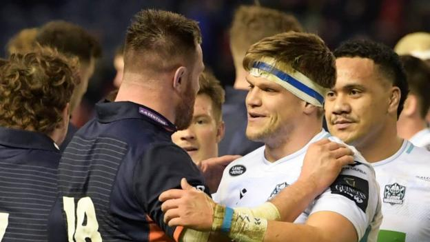 Scottish Rugby expect hit but have no concerns over Edinburgh & Glasgow thumbnail