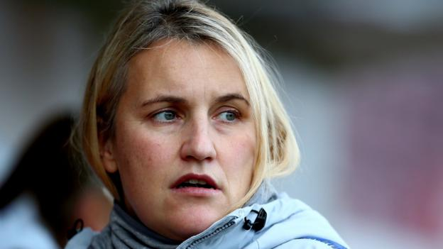 Emma Hayes: Chelsea Women boss would consider managing a men's team thumbnail