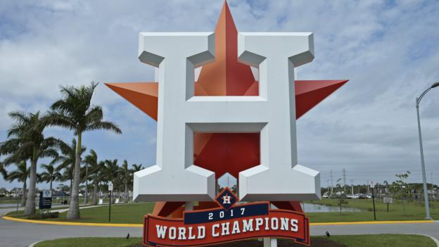 Houston Astros: MLB finds team guilty of electronic sign stealing thumbnail