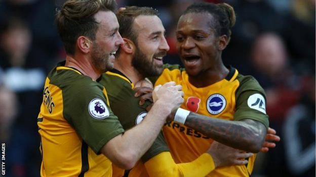 Eleven of Glenn Murray's 15 Premier League goals have come in away fixtures