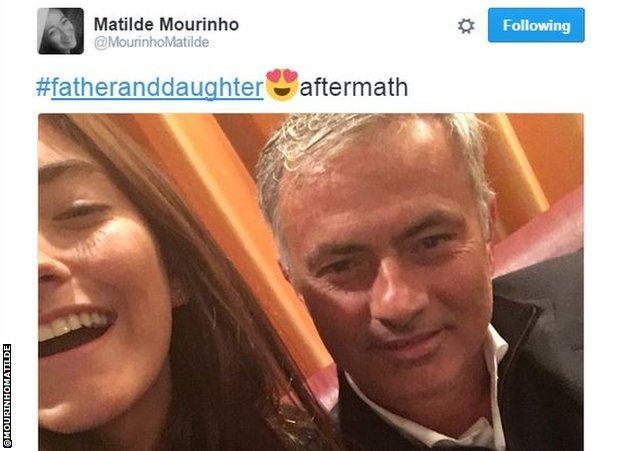 Matilde Mourinho