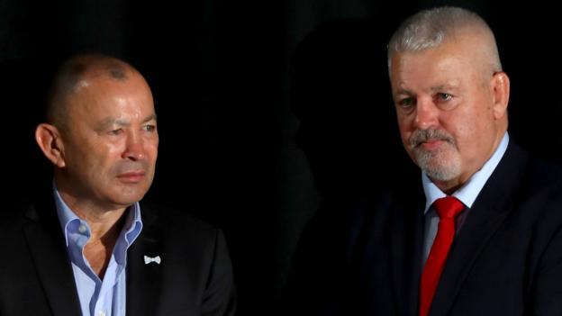 Six Nations 2019: Warren Gatland tells Eddie Jones to focus on Scotland thumbnail
