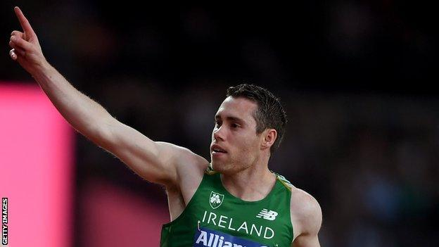Jason Smyth has remained unbeaten during his entire Paralympic career which started in 2005