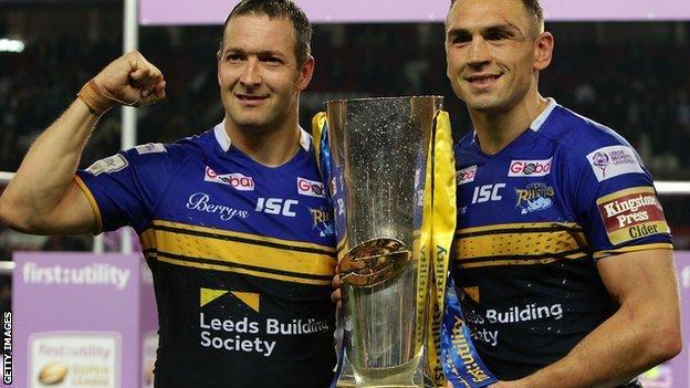 Leeds Rhinos Grand Final Trophy