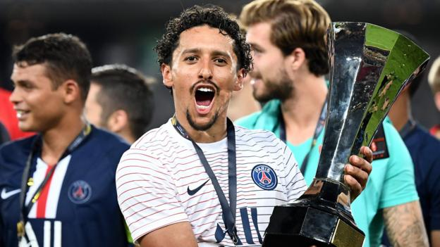 PSG beat Rennes to win Trophee des Champions in China thumbnail