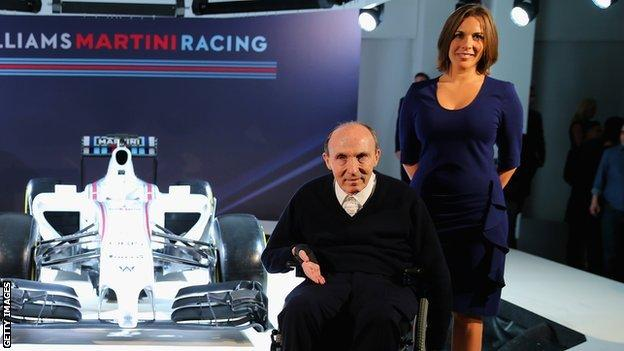 frank and claire williams