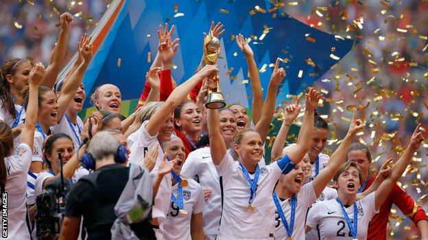 USA win the World Cup