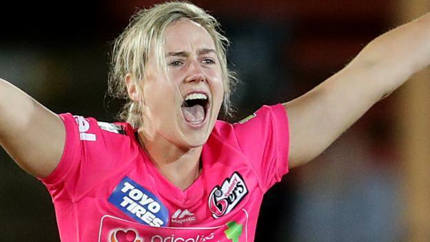 Ellyse Perry: Australia all-round claims double ICC award thumbnail