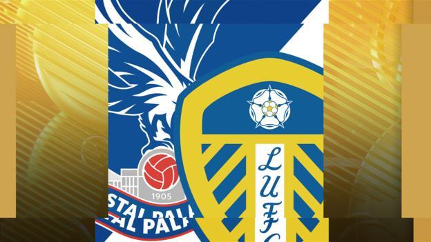 Crystal Palace v Leeds