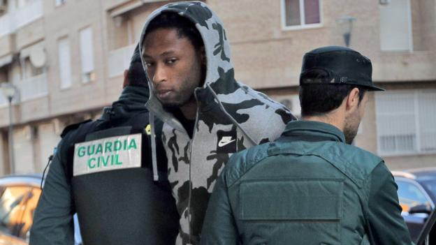 Ruben Semedo: Villarreal defender charged with attempted murder in Spain