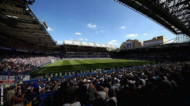 Chelsea's Stamford Bridge