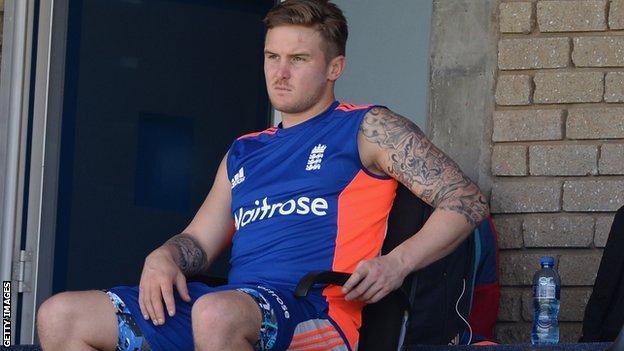 England batsman Jason Roy