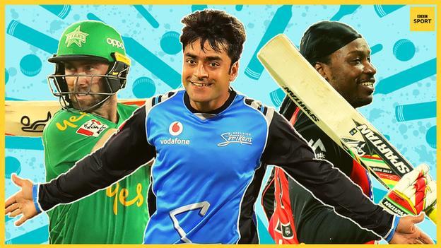 Pick your world Twenty20 team