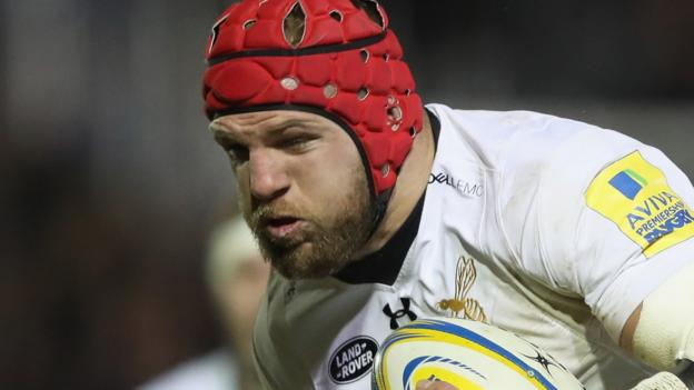 James Haskell: England flanker wants to stay in Premiership after leaving Wasps