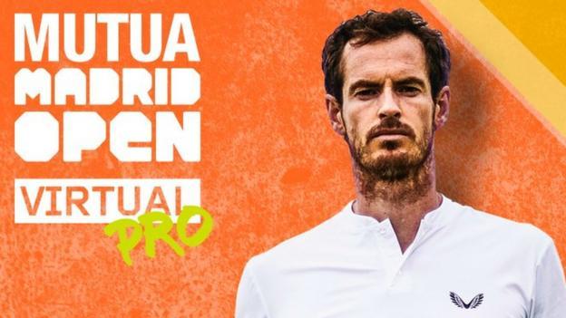 Virtual Madrid Open: Andy Murray & Kiki Bertens clinch titles thumbnail
