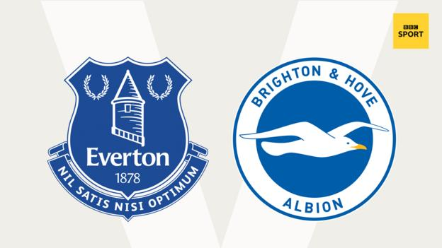 Everton v Brighton