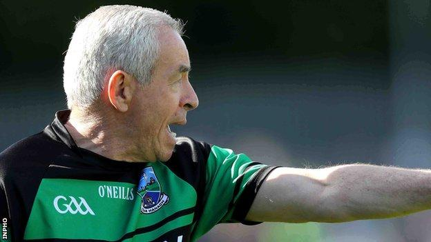 Fermanagh manager Pete McGrath took the team to the All-Ireland quarter-finals last year through the back-door route