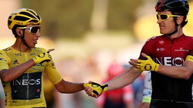 Egan Bernal has won the 2019 Tour de France. How many more 'Grand Tour' races will he win?
