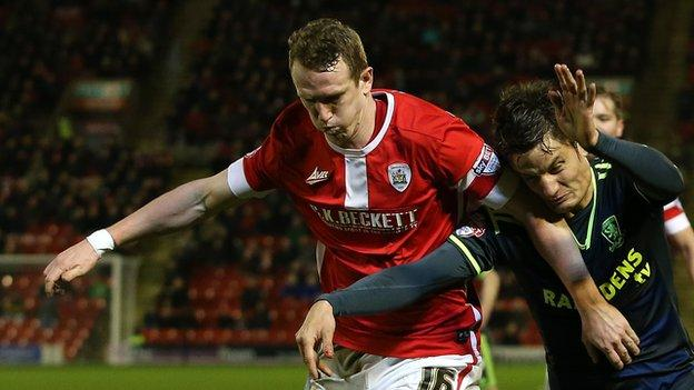 Peter Ramage's most recent first team appearance was out on loan with League One side Barnsley last season.