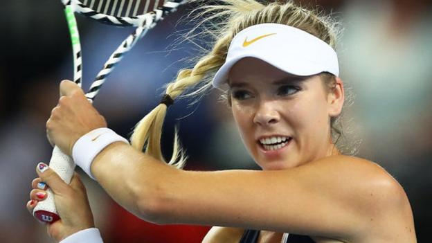 French Open 2019: Britain's Katie Boulter out of Roland Garros but set to earn £20,000 thumbnail