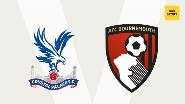 Crystal Palace v Bournemouth