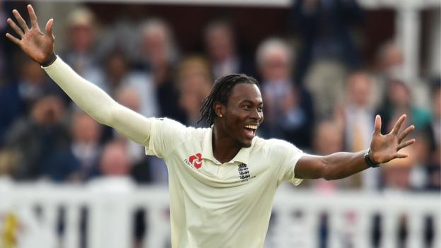 Ashes 2019: Jofra Archer has changed dynamic of series - Joe Root