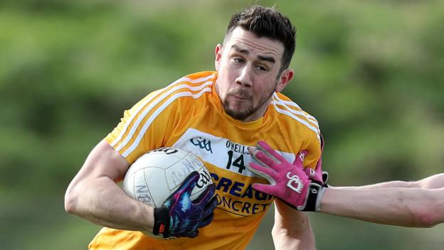 Football League: Unbeaten Antrim held by Wicklow in Division Four