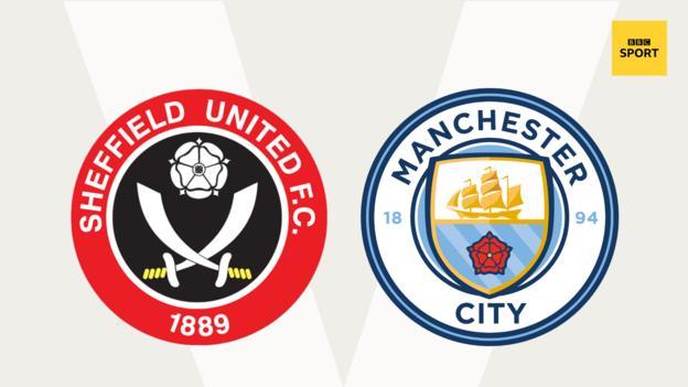 Sheff Utd v Man City