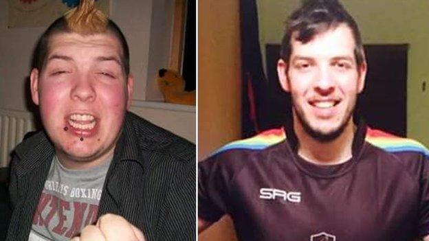 Adam Harrison: image showing transformation