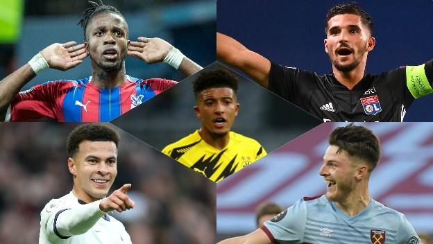 Sancho? Zaha? Rice? Who could move on transfer deadline day? thumbnail