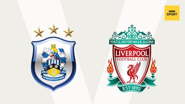 Huddersfield v Liverpool
