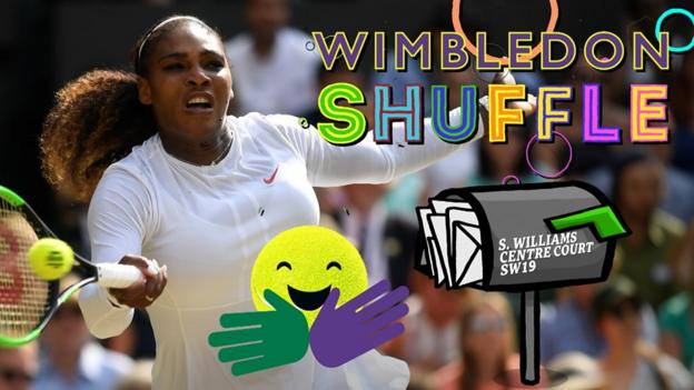 102504407 p06dl6x7 - Wimbledon 2018: Account rally, slips, architects & day 10 funnies