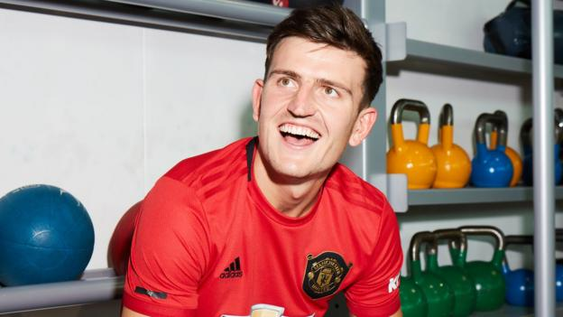 Harry Maguire: Man Utd sign Leicester defender for world record £80m thumbnail