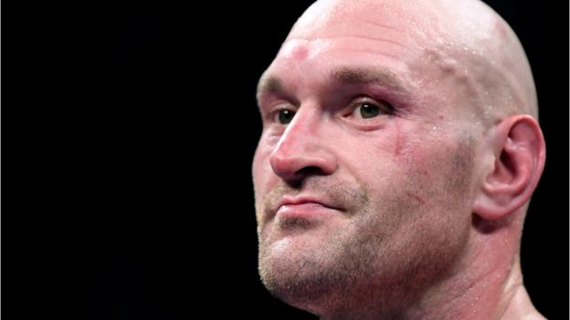 Tyson Fury to fight Tom Schwarz in Las Vegas on 15 June thumbnail
