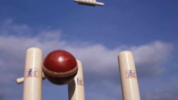 Club bowler banned for nine games after stopping batsman making maiden ton