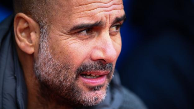 Pep Guardiola: Title pressure makes every game 'a little more difficult' thumbnail