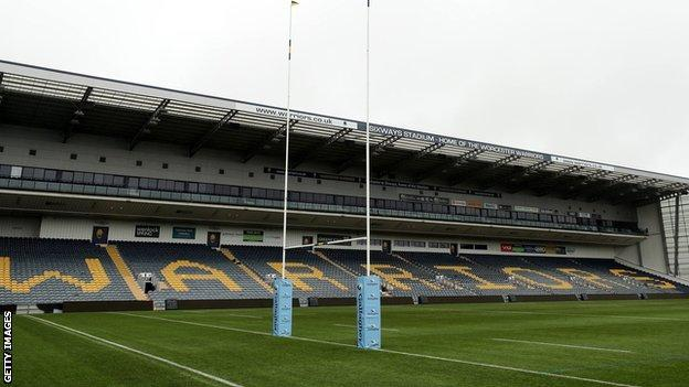 Worcester-Quins & Irish-Saints called off because of Covid-19 cases thumbnail