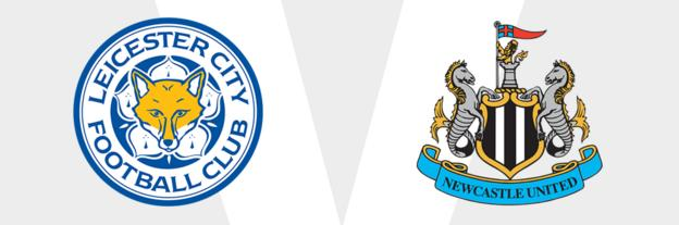 Leicester v Newcastle