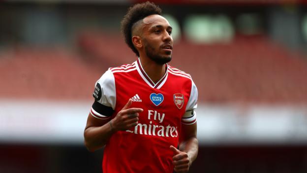 Transfer rumours: Aubameyang, Sancho, Partey, Thiago, Havertz - bbc