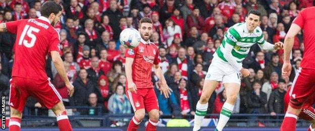 Tom Rogic fires Celtic ahead