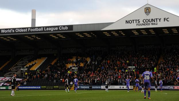 Notts County Danish Billionaire S Interest Supported By