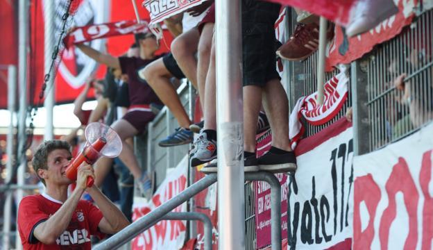 Ingolstadt v Bayern Munich