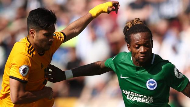 Wolves 0-0 Brighton: Struggling Seagulls earn valuable point thumbnail