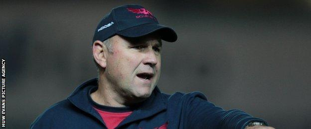 Wayne Pivac coached Auckland before moving to West Wales